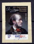 BRD LVZ Leipzig Nr.146         O  Used       (015) Briefstück - [7] Federal Republic
