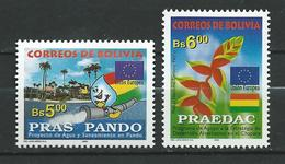 Bolivia 2005 Environmental Projects.MNH