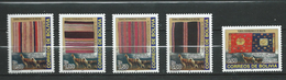 Bolivia 2005 Cultural Heritage, Textiles.MNH