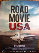 Affiche Road Movie USA Rétrospective Film L'émigrant La Chevauchée Fantastique Le Magicien D'Oz Les Raisins - Other Collections