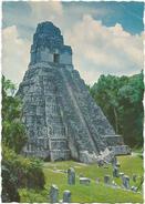 T2884 Guatemala - Tikal - Piramide Maya / Non Viaggiata - Guatemala