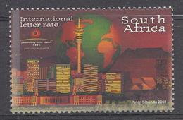 Afrique Du Sud 2001 Mi.nr.: Johannesburg World Summit  Neuf Sans Charniere / MNH / Postfris - Afrique Du Sud (1961-...)