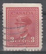 D6222 - Canada Mi.Nr. 218D O/used
