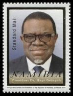 Namibia 2015 Mih. 1504 President Hage Geingob MNH **