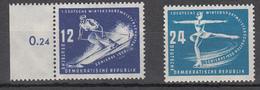 DDR (1950) Mi. 246/247 **