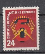DDR (1951) Mi. 293 ** - Nuevos