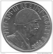 *albania 0, 20 Lek 1940  Km 29  Xf+ - Albania
