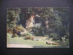 Versailles-Les Jardins.-Les Bains D'Apollon