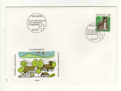 Enveloppe 1er Jour Oblitération 3000 BERN 06/03/1990