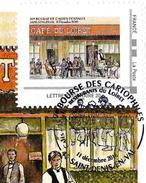 MonTimbraMoi MTM - (2016) : Café Du Loiret, Hôtels Restaurants. Claude Perchat.   Lettre Prioritaire 20 G.
