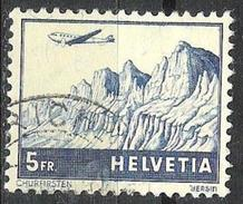 Churfirsten 1941: Zu 34 Mi 394 Yv PA34 Mit Eck-o ZÜRICH  (Zu CHF 21.00)