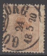SUEDE 1862-66 1 TP Lion Couché N° 12 Y&T Oblitéré - Suède