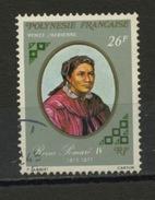 POLYNÉSIE - POSTE AERIENNE    N° Yt PA 108 OBLITERE - Oblitérés