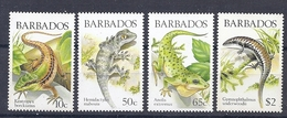 170027082  BARBADOS  YVERT   Nº  723/6  **/MNH - Barbados (1966-...)