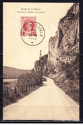 Yvoir Bords De La Meuse, Sous Les Rochers De Lustin