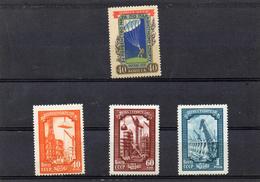 RUSSIE 1956 - YT  1825/28 **