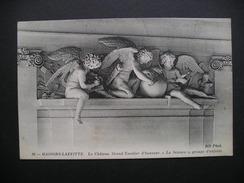 """Maisons-Laffitte.Le Chateau.Grand Escalier D'honneur.""""La Science"""",groupe D'enfants"""