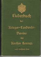 Armee Allemande Duits Leger German Army Liederbuch - Livres