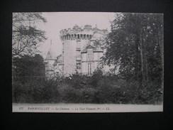 Rambouillet-Le Chateau.-La Tour Francois I