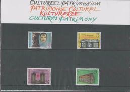 Belgique : 2298/2301**   Pochette Thématique  2 Scan