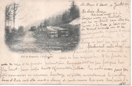 La Bresse , Le ... Col De Bramont - Frontière ( Carte Nuage Ou Précurseur ) - Altri Comuni