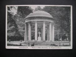 Versailles.-Hameau De Marie-Antoinette:Le Temple De L'Amour