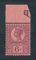 GRANDE-BRETAGNE - 1887/1892 - Yvert N# 100 - NEUF ** Luxe MNH - 6p. Victoria Jubilee Set