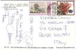 PIGEON POINT TOBAGO  X ITALY