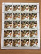 Guiné-Bissau Guinea Guinée Bissau 2003 Mi. 2614 Pape Pope Papst John Paul II Jean Paul Johannes Paul Religion SCARCE !