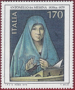 1979 - Italian Artists- Antonello Da Messina - Yt:IT 1377 - MNH