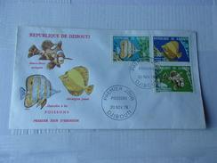DJIBOUTI (1978) POISSONS - Djibouti (1977-...)