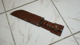 POIGNARD DE COMBAT ISRAELIEN - Knives/Swords