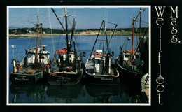 Fishing Trawler In Wellfleet Harbor - Zonder Classificatie