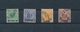 Levant Allemand / Deutsche Post In Der Türkei - Oblitéré / Used - Yvert 6, 8, 9, 10