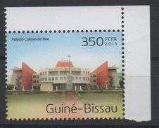 Guiné-Bissau Guinea Guinée Bissau 2013 Mi. ? Palacio Colinas De Boe Palast Palais Architecture - Guinée-Bissau