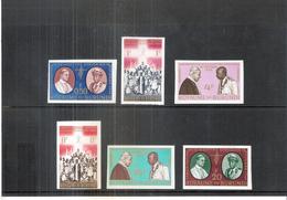 Burundi - 112/17 ND - XX/MNH - Série Complète