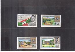 Burundi - 252/55 ND - XX/MNH - Série Complète