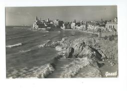 Sitges Costa Y Port Alegre 1955 - Espagne