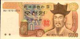 COREE DU SUD 5000 WON De 1983 Pick 48  UNC/NEUF - Korea, South