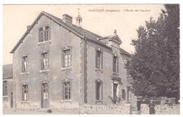 MARTIGNE - L'Ecole Des Garçons - France
