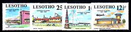 XP2365 - LESOTHO  1969 , Serie Yvert N. 169/172  ***  Maseru - Lesotho (1966-...)
