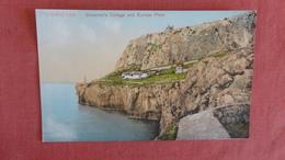 Gibraltar Governor's Cottage & Europa Point   Ref --2492 - Gibraltar