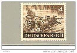 III-Mi.Nr.832**/ (1943) MG Schützen