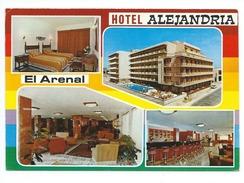 Hotel Alejandria El Arenal Mallorca 1972 - Mallorca