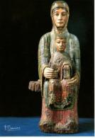 CP63758- Cathédrale De CLERMONT FERRAND- Vierge En Majesté De Colamine Sous Vodable - (Vierge à L'Enfant) - Vierge Marie & Madones