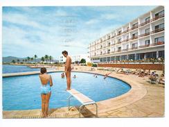 Hotel Simbad Playa Talamanca Ibiza 1972 - Ibiza