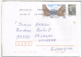 FRANCIA CC CSELLO RUE ROYALE PARIS EMISION CONJUNTA PORTUGAL - Emisiones Comunes