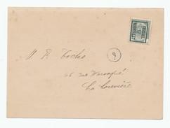 985/23 - BELGIUM Carte Publicitaire PREO Bruxelles 1912 - Appareils Eaux Minérales , Extraits Pour COGNAC Delcroix à BXL - Vins & Alcools