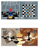 Armenia MNH** 2013 Mi 841-844 Armenia, World Team Chess Champion Three Time Olympic Champion - 4 Stamps - Armenia