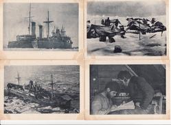 USSR 29 Postcard Steamer Chelyuskin